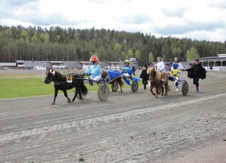 Ponnykampen - Team Åby