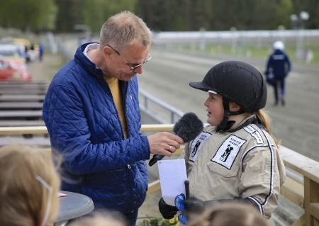 Ponnykampen - Lisa Persson Lunde