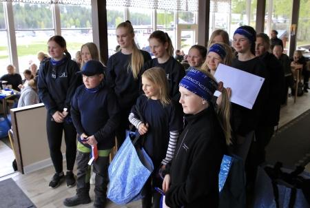 När man räknat samman poängen för ponnyloppen och kunskapsprovet stod Team Årjäng som slutlig segrare, och därmed klara för Ponnykampens final på Rommetravet den 15 september 2019.
