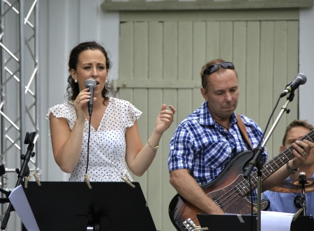 Hanne Hermansson och Göran Nilsson