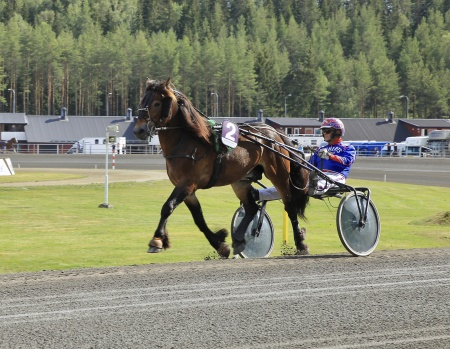 Klocksve Sprinten med Torbjörn Jansson