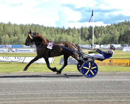 Minelli med Carl Johan Jepson