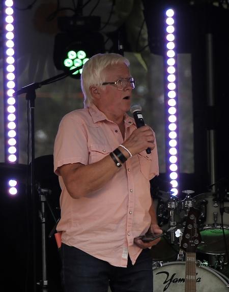 Konferencier under kvällen var Ingmar Nilsson.