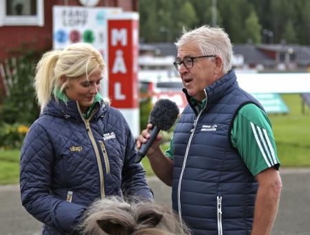 Konferencier var Hans G Lindskog.