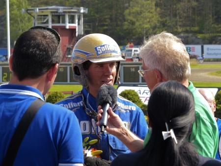 Intervju med en nöjd Björn Goop.
