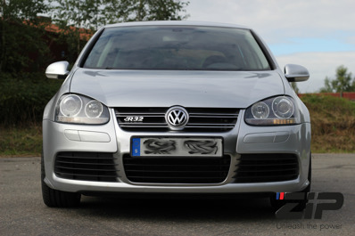 VW Golf R32 Mk5 2006 - Steg 2 optimerad av Ziptuning