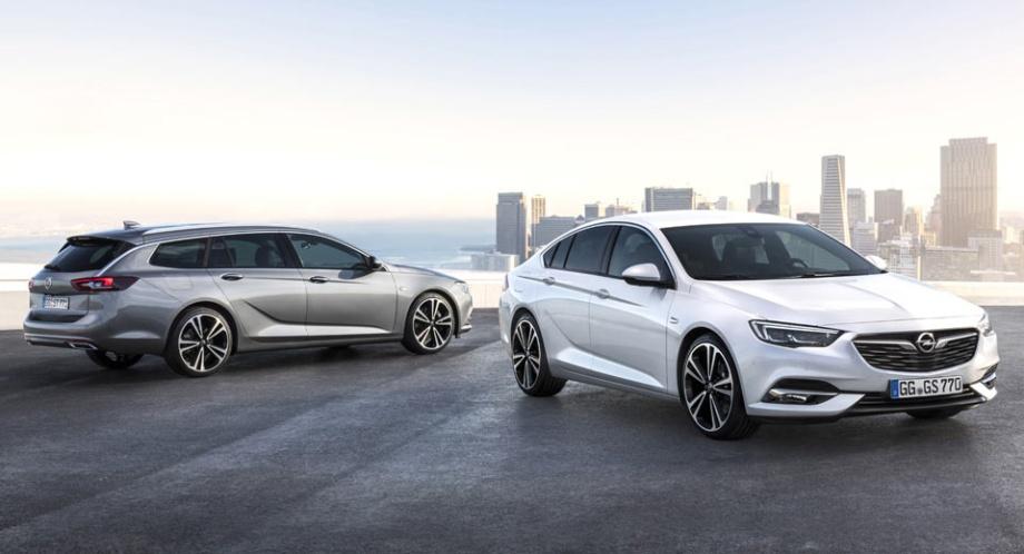 Opel Insignia Grand Sport 2018