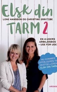 Coveret til bok nummer 2 med Lene Hansson og Christine  Erritzøe