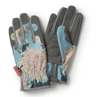 Trädgårdshandske - Handske Chrysanthemum strl M