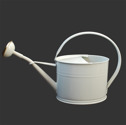 Vattenkanna GardenMind oval m stril 1,7 liter olika färger - Vattenkanna 1,7 liter vit