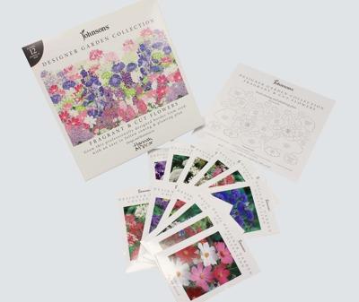 Frökollektion CUT FLOWER - CUT FLOWER Collection