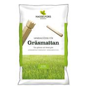 Mineralgödsel för gräsmatta