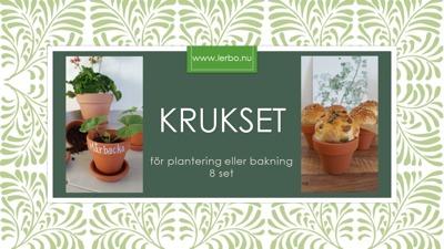 Krukset för plantering eller bakning - Krukset för plantering eller bakning
