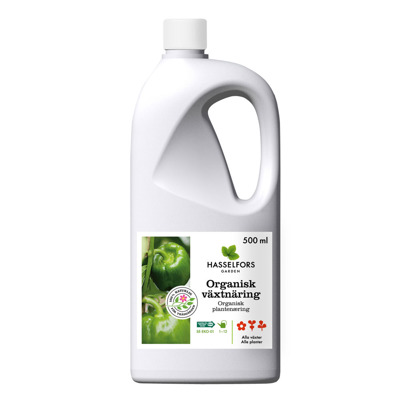 Organisk växtnäring -