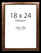 Fotoram 18 x 24 för mini posters