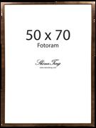 Fotoram 50 x 70 för stora posters