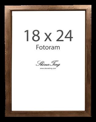 Fotoram 18 x 24 för mini posters - Fotoram 18 x 24 cm
