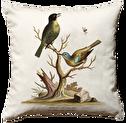 Kuddfodral Sköna Ting 50x50 - Kuddfodral fåglar