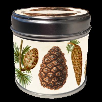 Doftljus Sköna Ting - Doftljus vanilj, kottar