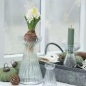 Hyacintglas räfflat Ib Laursen