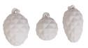 Kottar porslin ELDgarden (3 st) - Kottar i porslin