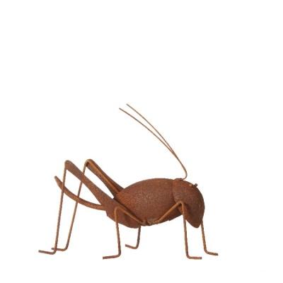 Gräshoppa rostfärgad stor NYHET - Gräshoppa rostfärgad