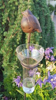 Regnmätare fågel ELDgarden NYHET - Regnmätare fågel