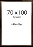 Tavelram 70 x 100 för stora Art print Sköna Ting
