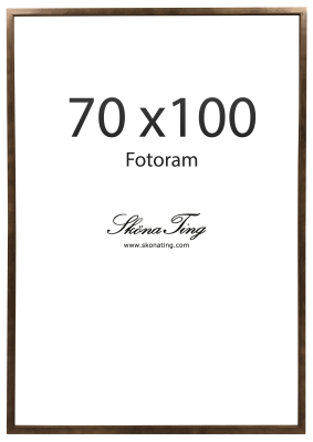 Tavelram 70 x 100 för stora Art print Sköna Ting - Tavelram 70 x 100 för stora Art print Sköna Ting