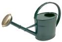 Vattenkanna GardenMind oval m stril 4 liter - Vattenkanna GardenMind mörkgrön oval m stril 4 liter