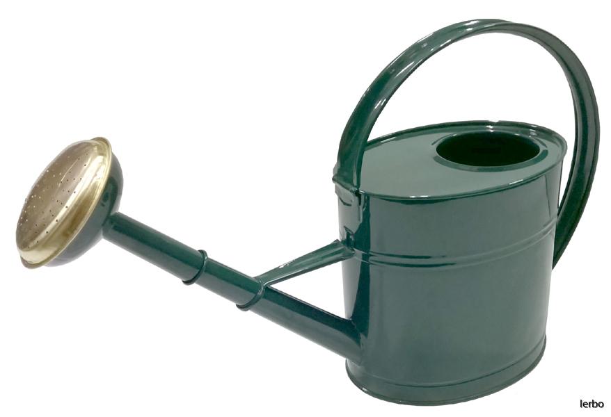 gardenmind vattenkanna 4 liter mörkgrön
