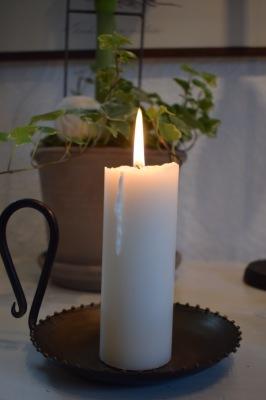 Ljuslykta pärlrad ELDgarden -