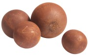Dekorationsklot Melon ELDgarden