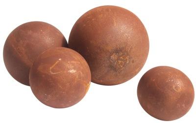 Dekorationsklot Melon ELDgarden NYHET - Klot melon 15 cm