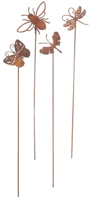 Små flygande insekter 4-set ELDgarden - Små flygande insekter 4-set