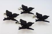 Duktyngder 4-pack fjäril