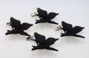 Duktyngder 4-pack fjäril NYHET - Duktyngder 4-pack fjäril