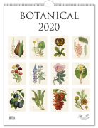 Almanacka  Botanical 2020 Sköna Ting