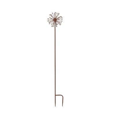 Trädgårdsdekoration Allium rost wikholmform - Trädgårdsdekoration Allium rost Wikholmform Liten