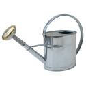 Vattenkanna GardenMind oval m stril 4 liter mörkgrön - Vattenkanna GardenMind oval m stril 4 liter zink
