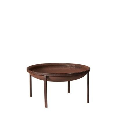 Eldfat rost wikholmform diameter 62 cm - Eldfat rost Wikholmform diameter 62 cm