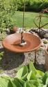 Eldfat rost Wikholm form diameter 62 cm