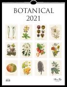 Botanisk almanacka 2021 Sköna Ting