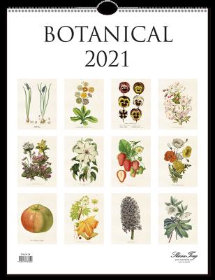 Botanisk almanacka 2021 Sköna Ting - Botanisk almanacka 2021 Sköna Ting