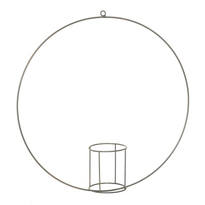 Ljusring med glasbehållare I AM Interior - Ljusring med glasbehållare I AM Interior