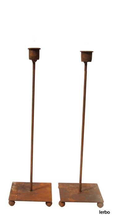 ELDgarden ljusstake Rönnbär 30 cm