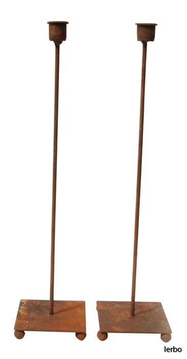 ELDgarden ljusstake Rönnbär 40 cm