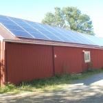 260 W paneler Heckert Solar