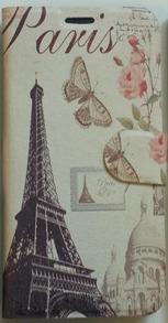 Parisplånbok till Galaxy s6