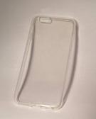 Genomskinligt iPhone 6/6S-skal